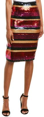 Trina Turk Cava Pencil Skirt