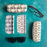 The Contemporary Home Embroidered Glasses Case