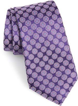 Nordstrom Leland Floral Silk Tie