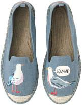Cath Kidston Seagull Espadrilles