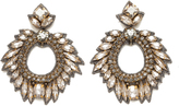 Deepa Gurnani Chantel Earrings