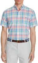 Vineyard Vines Tucker Chipping Plaid Classic Fit Button Down Shirt