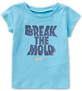 Nike Baby Girls 12-24 Months Break The Mold Short-Sleeve Graphic Tee