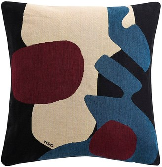 Viso Project Cotton Tapestry Pillow