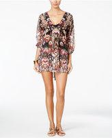 Becca Havana Floral-Print Tunic