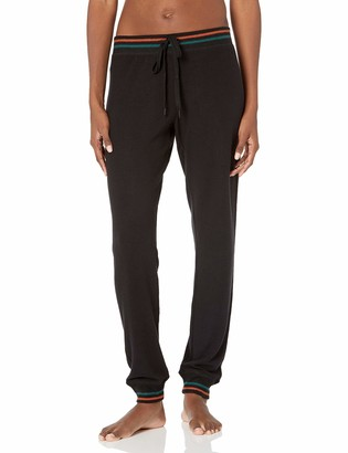 PJ Salvage Women's Loungewear Ciao Bella Banded Pant