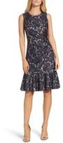Eliza J Women's Lace Midi Dress