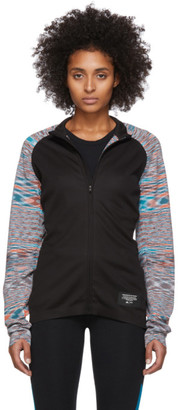 adidas x Missoni Black PHX Zip-Up Jacket