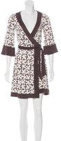 Diane von Furstenberg Silk Renny Dress