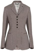 Stella McCartney gael plaid tailored jacket