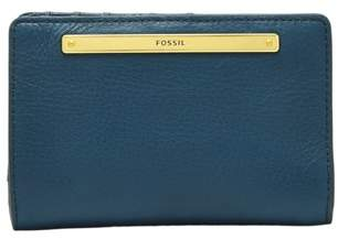 Fossil Liza Multifunction Wallet Black