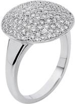 Jan Logan 18ct Diamond Luna Ring