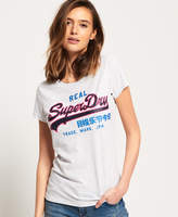 Superdry Vintage Logo Neon Entry T-shirt