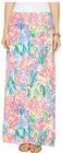 lilly pulitzer nola beach maxi skirt womens skirt