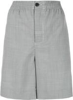 Alexander Wang high rise wide shorts