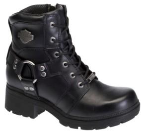 Harley-Davidson Women's Jocelyn Lug Sole Boot Women's Shoes