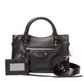 Balenciaga Classic City Mini Leather Satchel