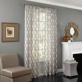 Eclipse Candice UV Light-Filtering Sheer Curtain