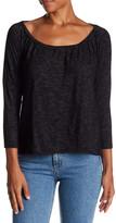 Velvet by Graham & Spencer Clarity 3/4 Sleeve Knit Pullover
