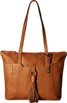 Lucky Brand April Top Zip Tote