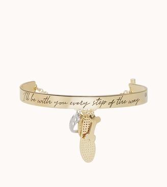Tod's Gommino Lettering Dog Bracelet