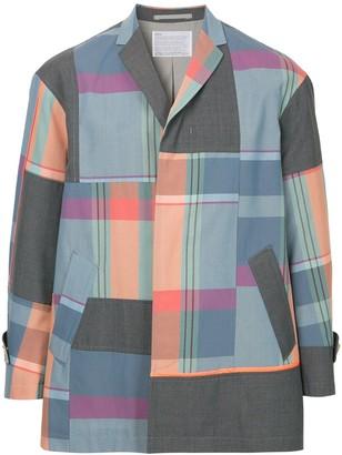 Kolor Colourblock Jacket