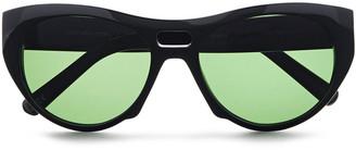 Andy Wolf Goran Cat Eye Acetate Sunglasses