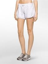 Calvin Klein Performance Logo Trim Shorts