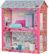 Plum Camden Dolls House
