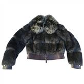 Gucci Brown Fur Jacket