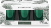 Williams-Sonoma Winter Forest Votive Candles