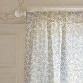 Minted Leafy Berries Curtains