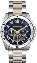 Michael Kors Brecken 44mm Stainless Steel Watch