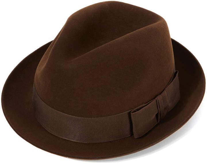 0114023579e73 Felt Trilby Hats For Men - ShopStyle UK