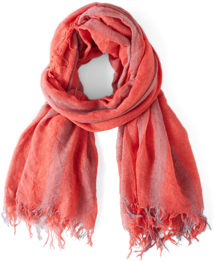 The Glow of Glass Scarf