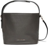 Marc Jacobs Road Pebbled-leather Shoulder Bag