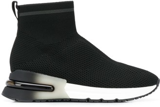 Ash Kyle Combo slip-on sneakers