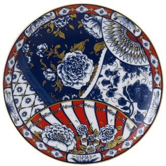 Royal Crown Derby Victoria Garden Plate (21Cm)