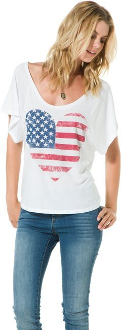 Swell Amerique Ss Tee