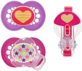 Mam Trends Silicone Pacifier with Clip
