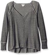 Roxy Junior's Look Lively Thermal Shirt