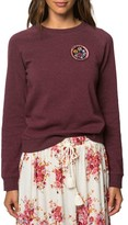 O'Neill Women's Camp Patch Sweatshirt