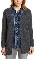 Blend of America Women's Cardigan - Grey