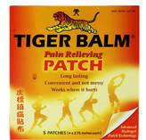 Tiger Balm Warm Patch 5 Pak
