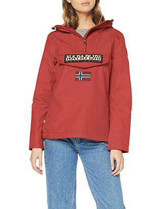 Napapijri Women's Rainforest W Sum 1 Mineral Pink Jacket, P93, Small