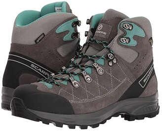 Scarpa Kailash Trek GTX (Titanium/Lagoon) Women's Shoes