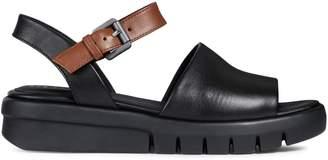 Geox Wimbley Platform Sandals
