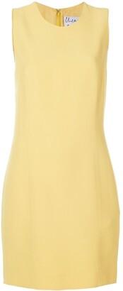 Moschino Pre-Owned Sleeveless Shift Dress