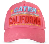 DSQUARED2 Caten California Embroidered Baseball Cap