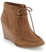 Lucky Brand Women's 'Ysabel' Wedge Chukka Boot